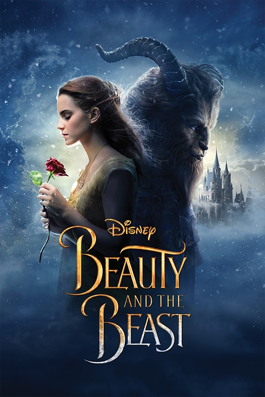 Disney Beauty and the Beast Poster