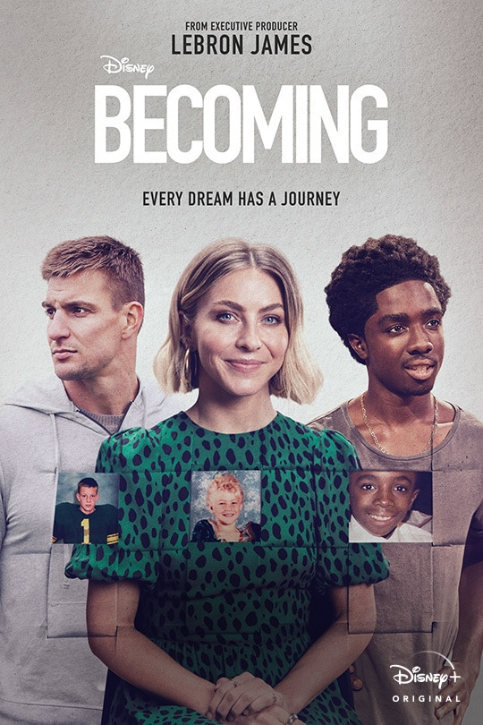 From Executive Producer LeBron James | Becoming | Every Dream Has A Journey | Original Series | All Episodes Streaming Sept. 18