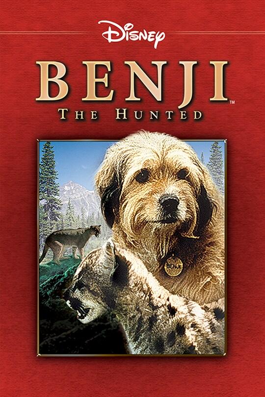 Disney Benji The Hunted movie poster
