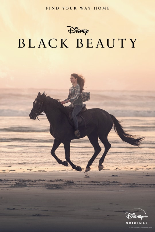 Disney | Black Beauty | movie poster