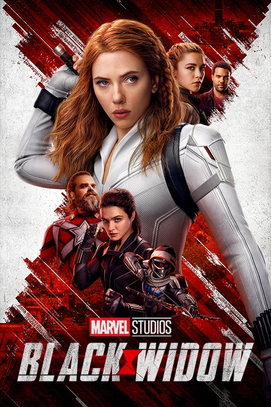 Marvel Studios | Black Widow movie poster
