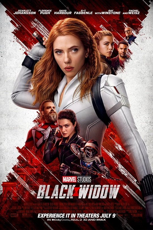 Marvel Studios | Black Widow | Experience it in theaters July 9 | In DolbyCinema, REALD 3D and IMAX