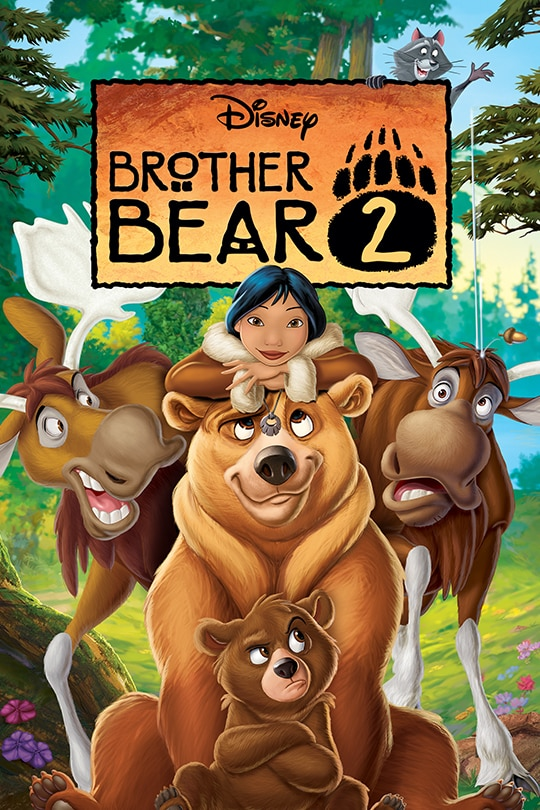Brother Bear 2 movie poster