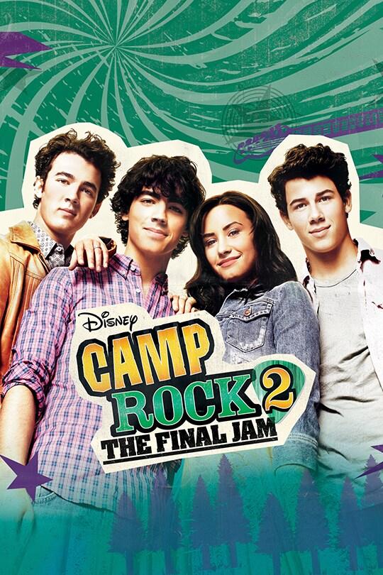 Disney Camp Rock 2: The Final Jam movie poster