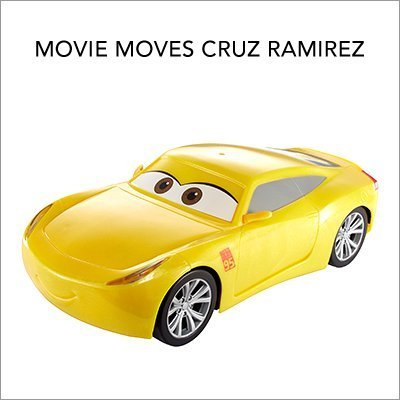 Movie Moves Cruz Ramirez