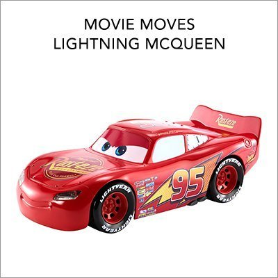 Movie Moves Lightning McQueen