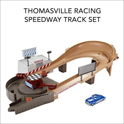 Thomasville Racing Speedway Track Set