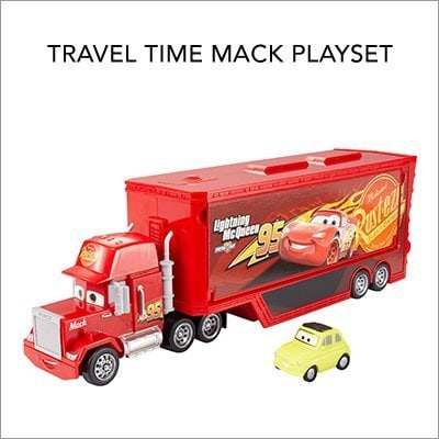 Travel Time Mack Playset