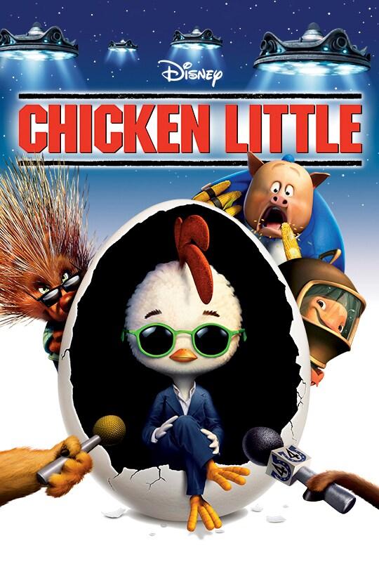 Disney | Chicken Little movie poster