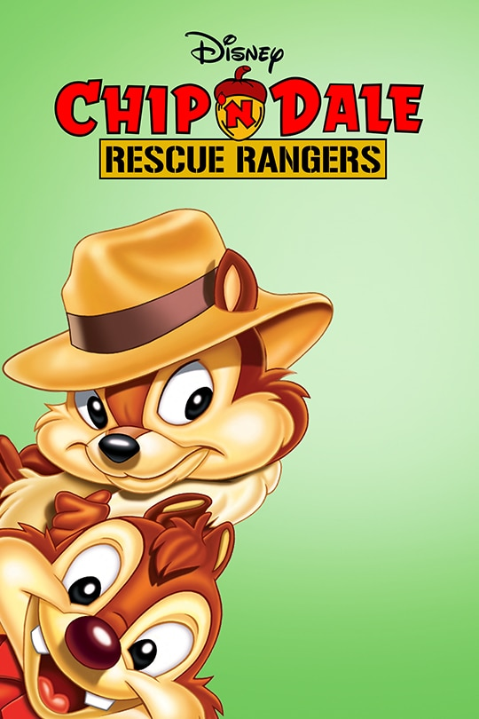 Disney | Chip 'n Dale Rescue Rangers poster