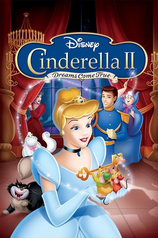 Disney | Cinderella II | Dreams Come True movie poster