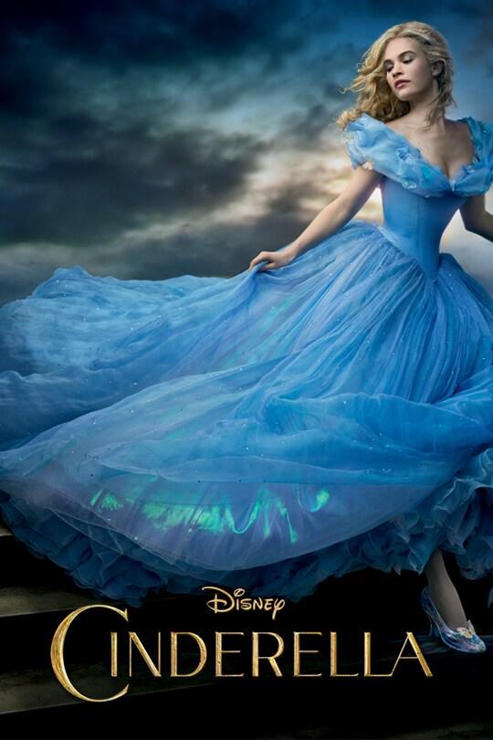 Disney | Cinderella movie poster