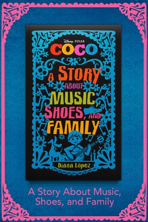 Coco: A Story About Music, Shoes, and Family
