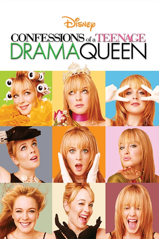 Confessions of a Teenage Drama Queen movie poster