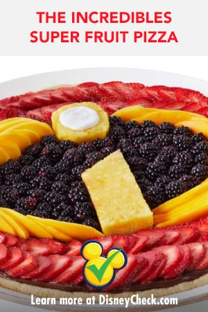 Super Fruit Pizza