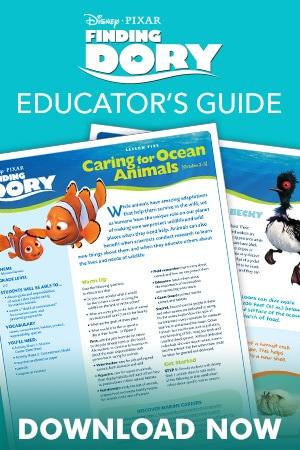 Finding Dory Educator's Guide