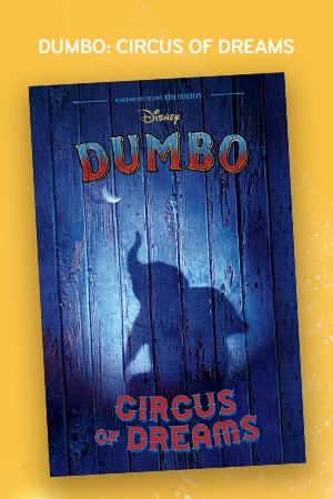 MOS 2019 - Recommended Books - Dumbo Circus of Dreams