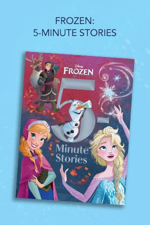 MOS 2020 - Recommended Books - Frozen Five-Minute Stories
