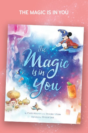 MOS 2019 - Recommended Books - The Magic is in You