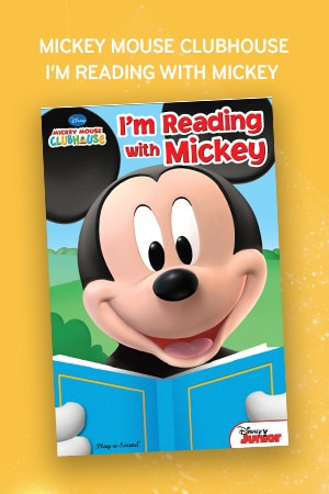I'm Reading with Mickey