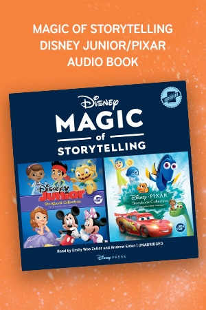 Disney Junior/Pixar Audio Book