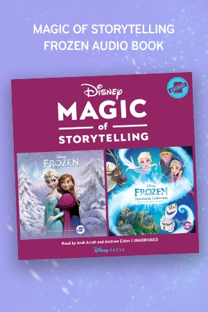 Magic of Storytelling Frozen Audio Book