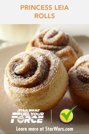 Princess Leia Rolls