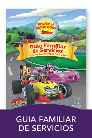 Family Service Guide - Spanish