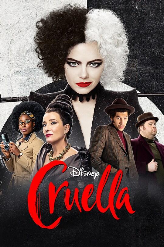 Disney | Cruella movie poster