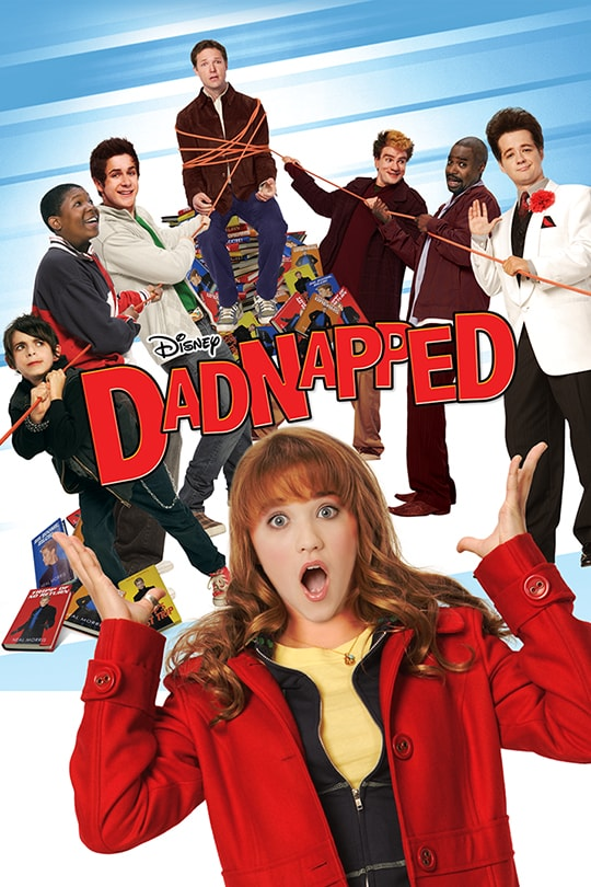 Dadnapped movie poster