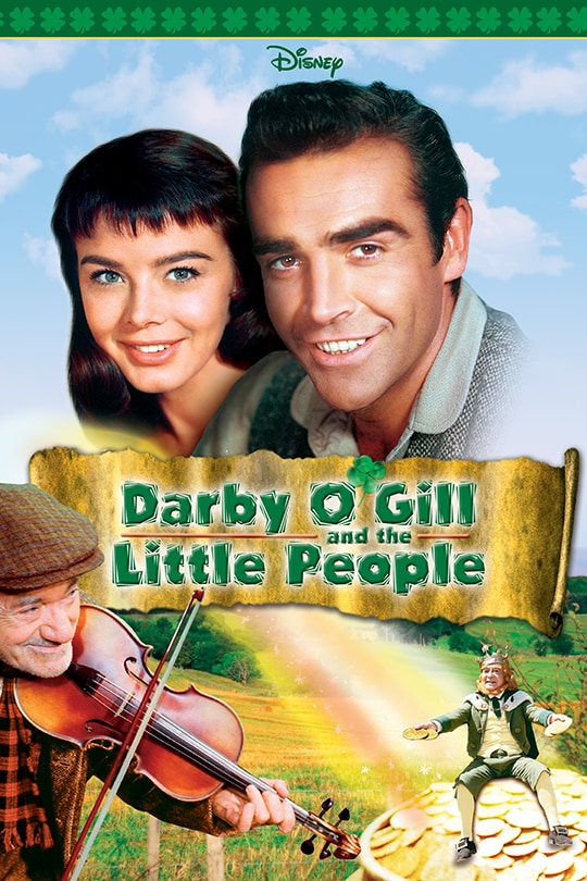 Darby O'Gill and the Little People movie poster