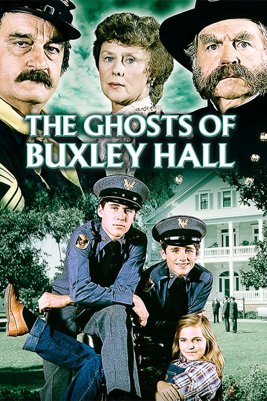 The Ghost of Buxley Hall