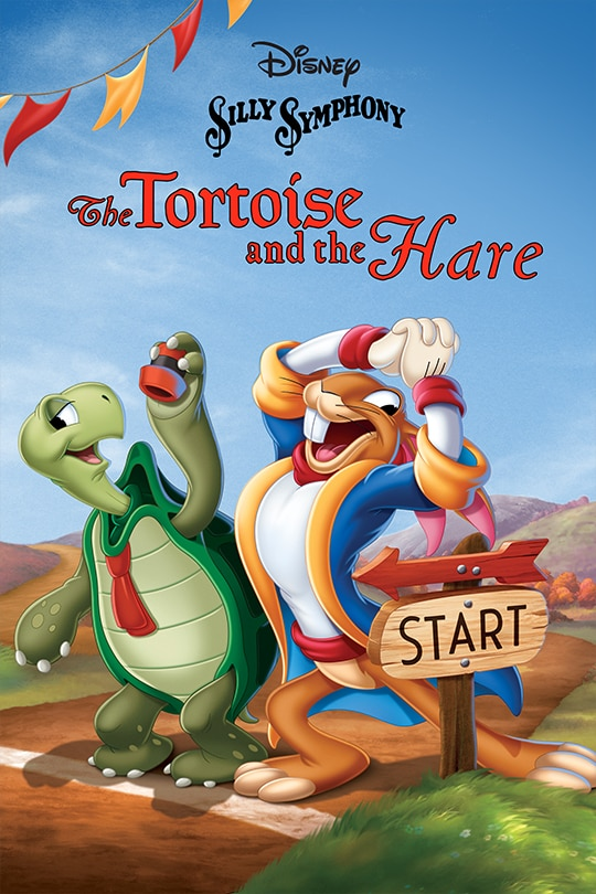 Disney Animation Collection Volume 4: The Tortoise And The Hare movie poster