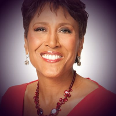 Robin Roberts, Co-Anchor of ABC's Good Morning America