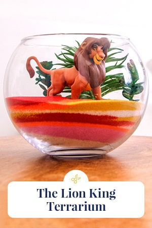 Family Slider - The Lion King Terrarium
