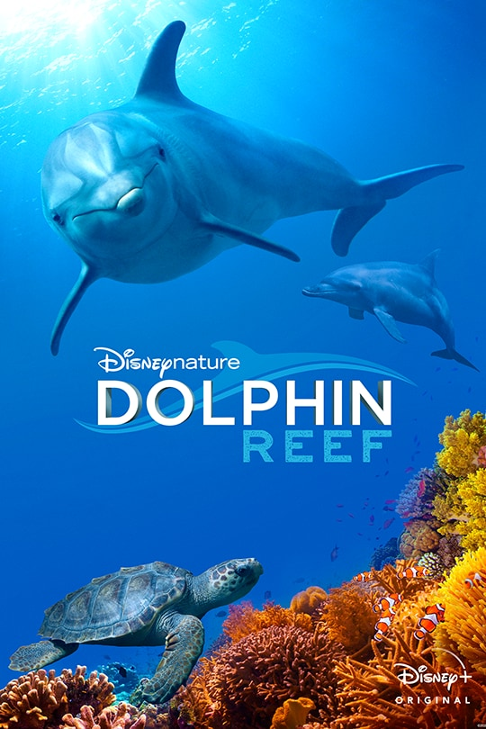 Disneynature's Dolphin Reef