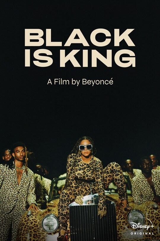 Black Is King: A Film by Beyoncé poster