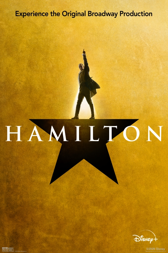 Hamilton | Disney+ Originals