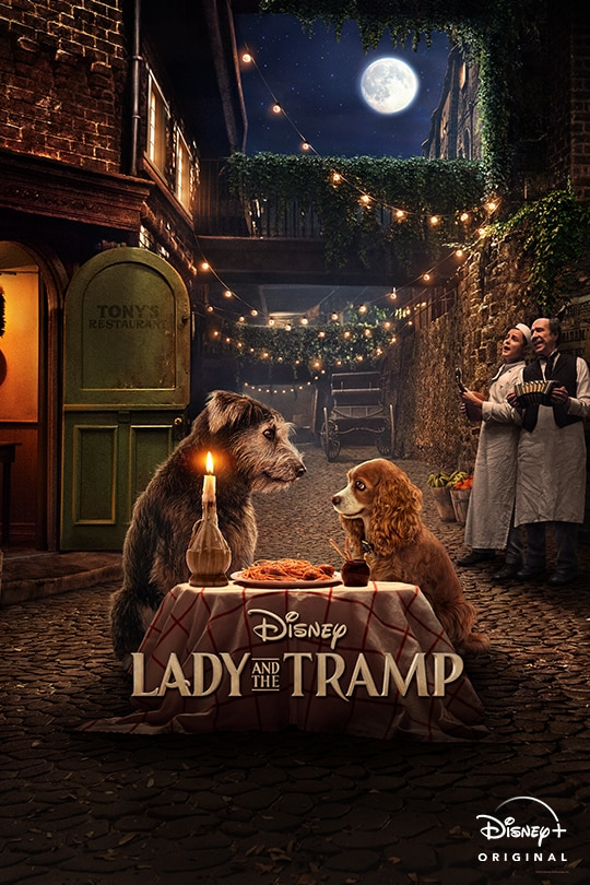 Disney | Lady and the Tramp