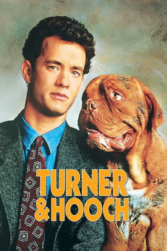 Turner & Hooch movie poster