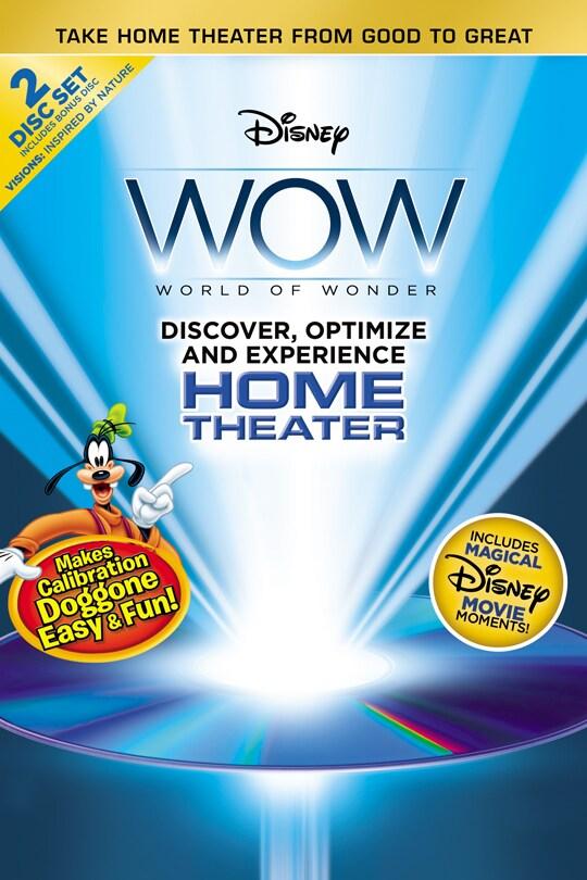 Disney WOW: World Of Wonder Poster
