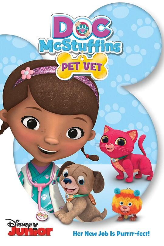 Doc McStuffins: Pet Vet movie poster