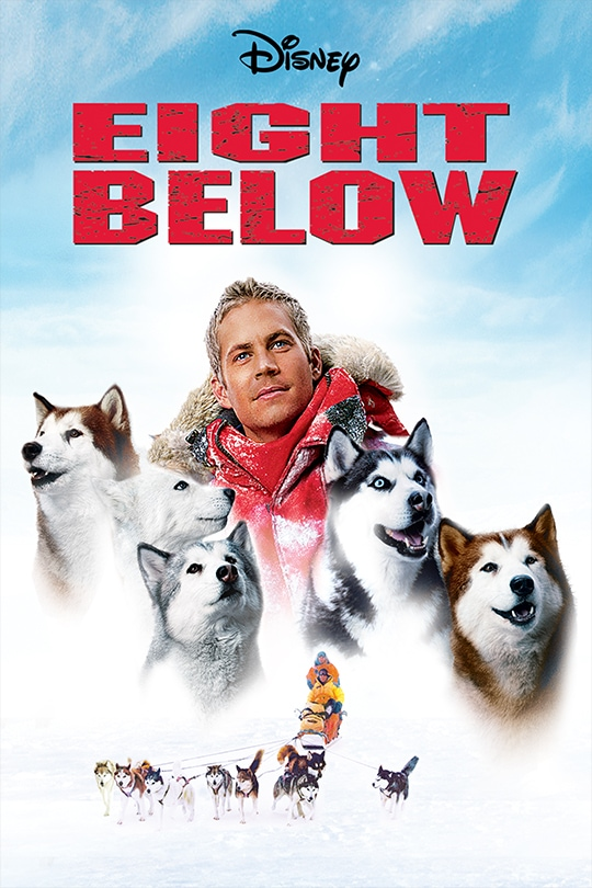 Eight Below movie poster