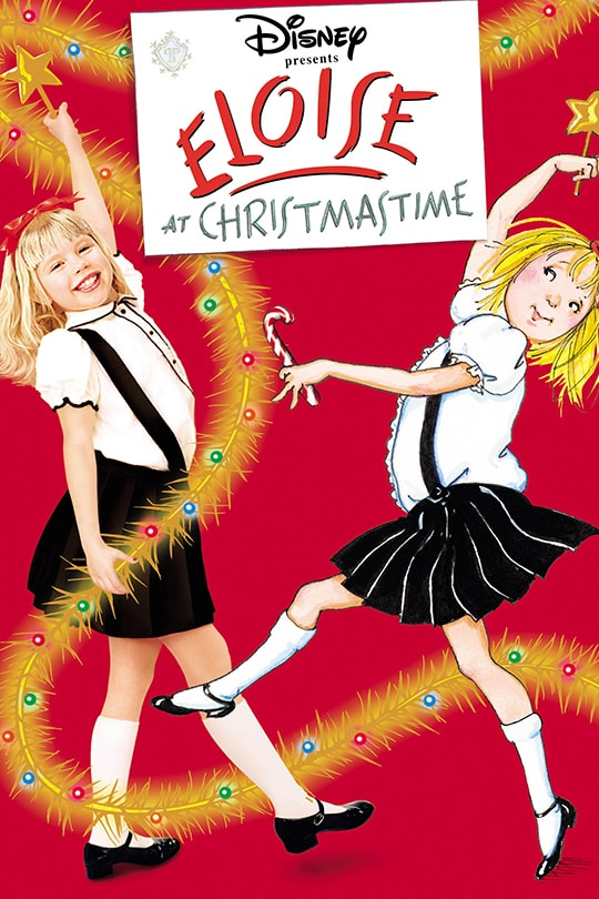 Eloise at Christmastime movie poster