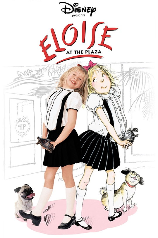 Eloise at the Plaza movie poster