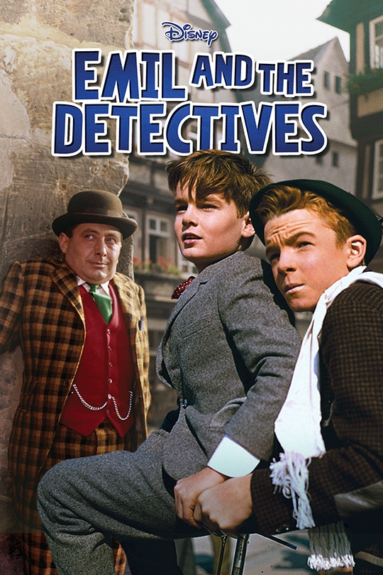 Disney | Emil and the Detectives | movie poster