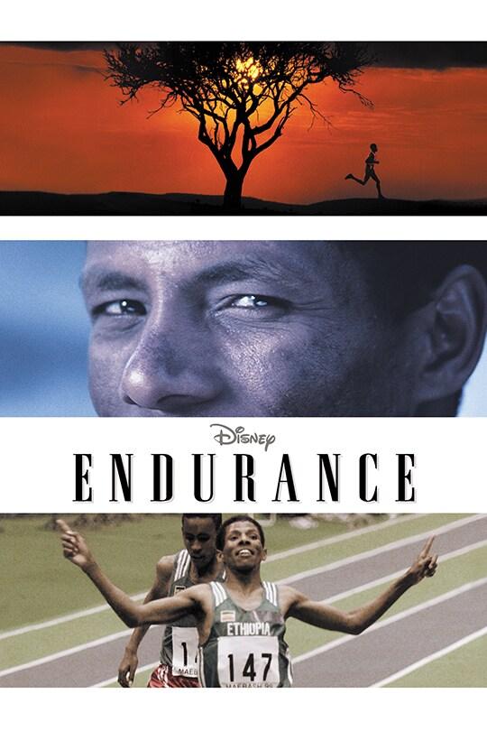 Disney | Endurance | movie poster
