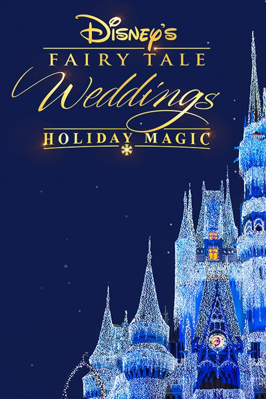 Disney's Fairytale Weddings Holiday Magic