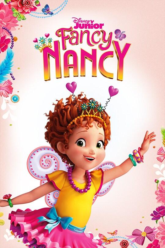 Disney Junior | Fancy Nancy movie poster