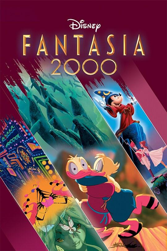 Disney | Fantasia 2000 movie poster
